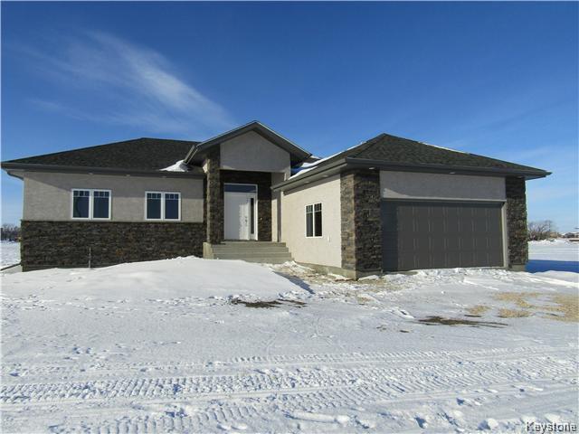Main Photo: 157 Caron Road North in St Francois Xavier: Rosser / Meadows / St. Francois Xavier Residential for sale (Winnipeg area)  : MLS®# 1605221