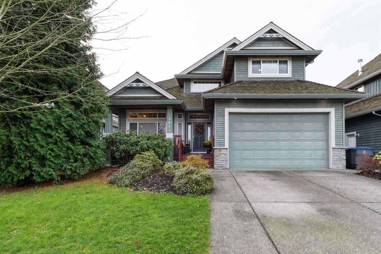 "Main Photo: 3471 156A Street in Surrey: Morgan Creek House for sale in ""Morgan Creek Ironwood"" (South Surrey White Rock)  : MLS®# R2125464"