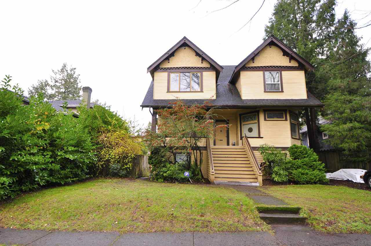 Main Photo: 2399 W 35TH Avenue in Vancouver: Quilchena House for sale (Vancouver West)  : MLS®# R2127410