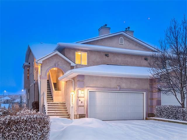 Main Photo: 68 SIERRA MORENA Green SW in Calgary: Signal Hill House for sale : MLS®# C4095788