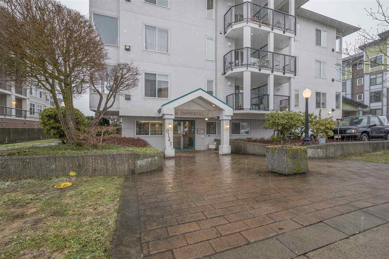 Main Photo: 106 9143 EDWARD Street in Chilliwack: Chilliwack W Young-Well Condo for sale : MLS®# R2144872