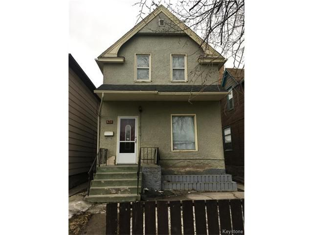 Main Photo: 638 William Avenue in Winnipeg: Residential for sale (5A)  : MLS®# 1709236