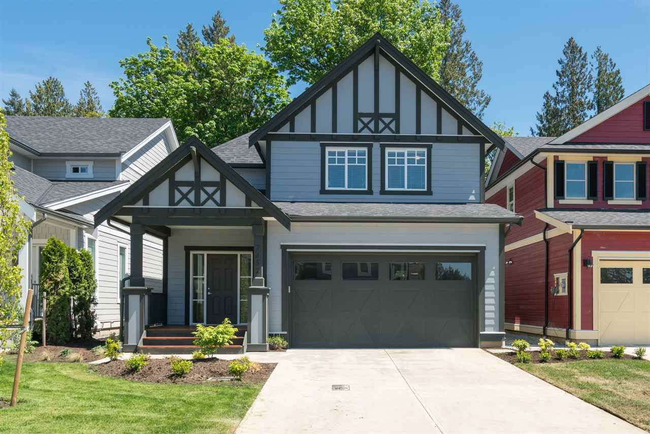 """Main Photo: 7452 ROSS Drive in Mission: Mission BC House for sale in """"Horne Creek"""" : MLS®# R2172065"""
