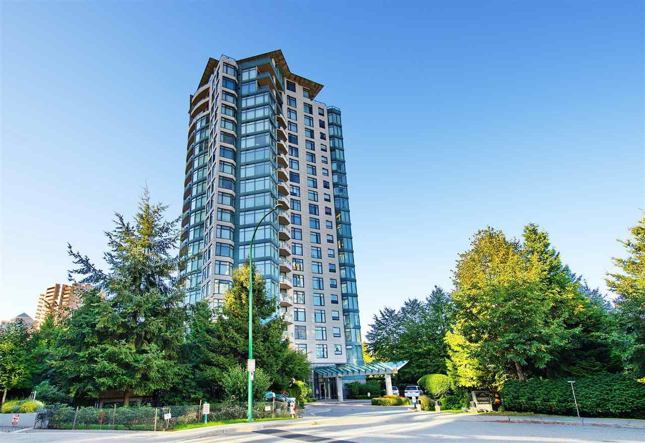 Main Photo: 1805 4505 HAZEL Street in Burnaby: Forest Glen BS Condo for sale (Burnaby South)  : MLS®# R2210655