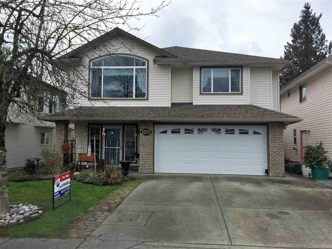 Main Photo: 11793 231ST Street in Maple Ridge: East Central House for sale : MLS®# R2235862