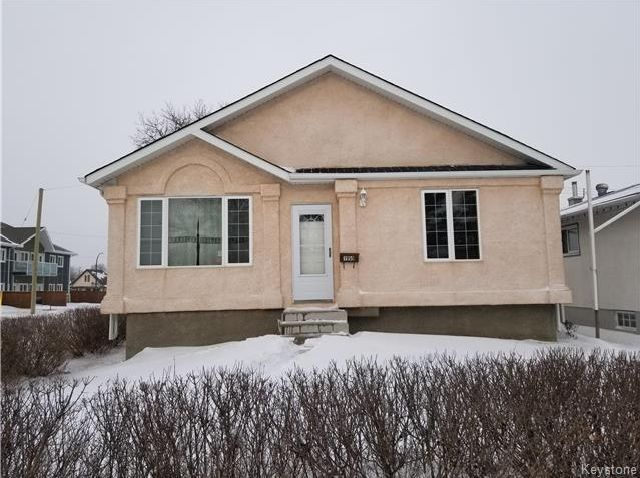 Main Photo: 1959 William Avenue West in Winnipeg: Brooklands Residential for sale (5D)  : MLS®# 1802723
