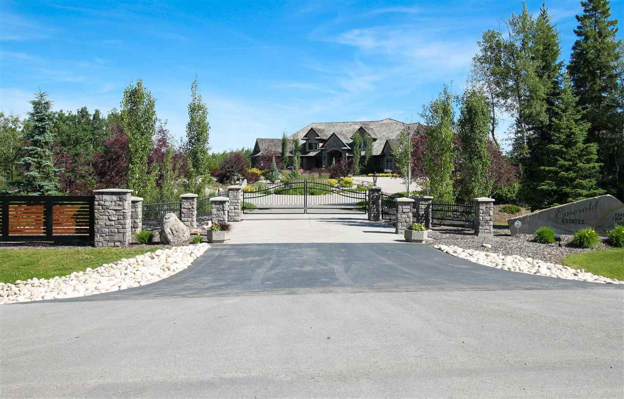 Main Photo: 22406 TWP Road 520: Rural Strathcona County House for sale : MLS®# E4121335