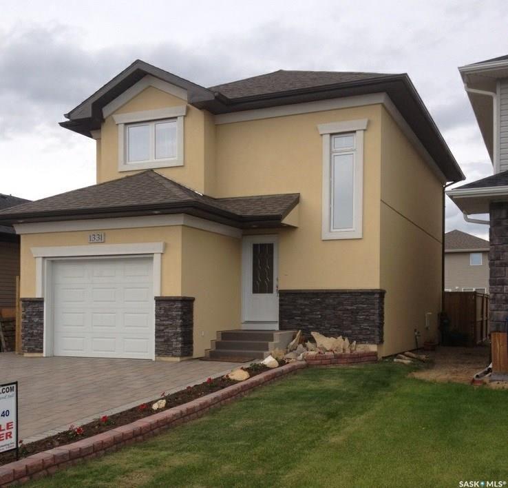 Main Photo: 1331 Denham Crescent in Saskatoon: Hampton Village Residential for sale : MLS®# SK748302