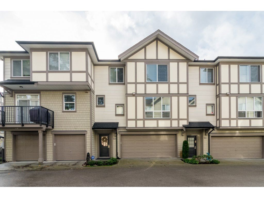 """Main Photo: 111 7848 209 Street in Langley: Willoughby Heights Townhouse for sale in """"MASON & GREEN"""" : MLS®# R2322863"""