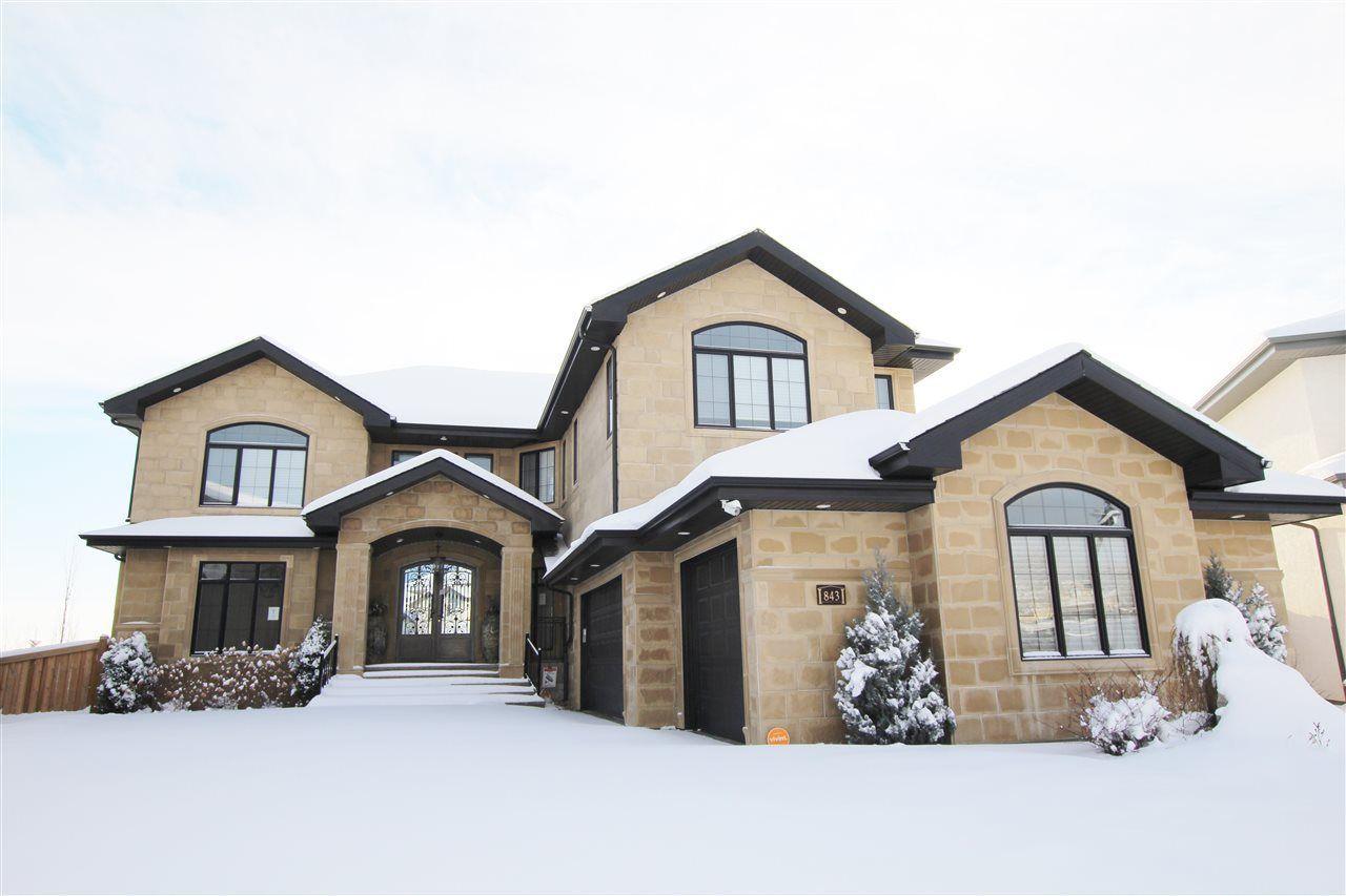 Main Photo: 843 HOLLANDS Landing in Edmonton: Zone 14 House for sale : MLS®# E4137646