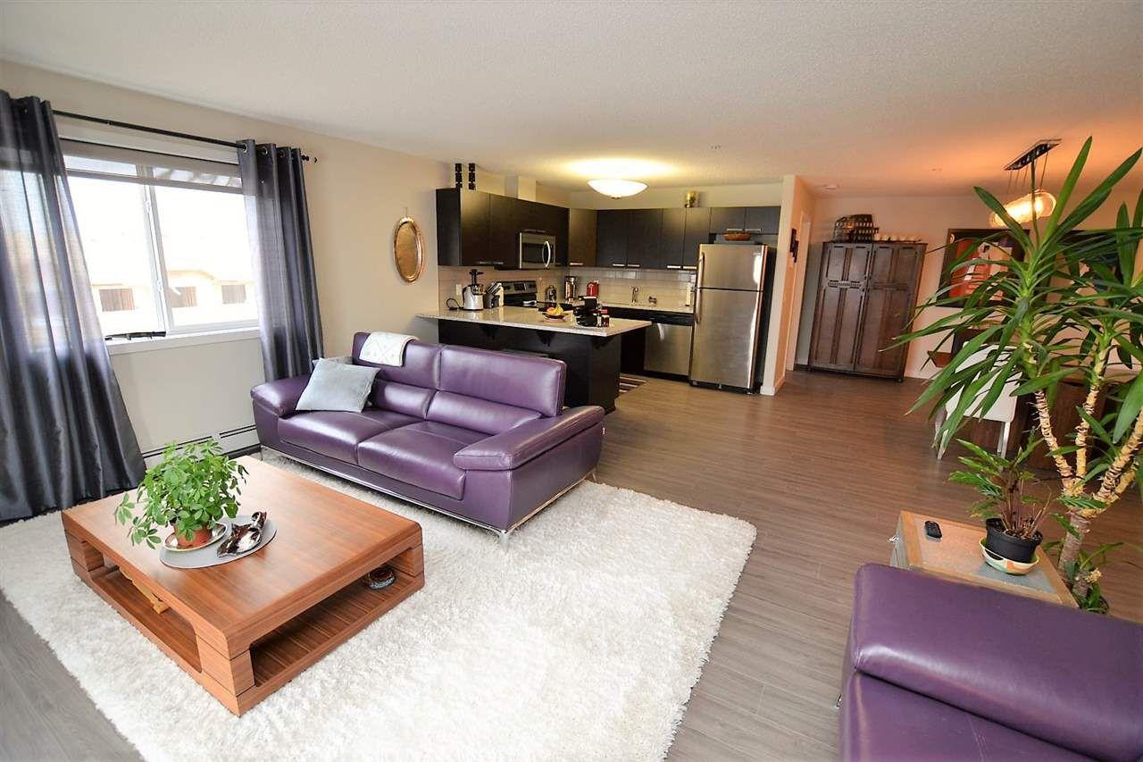 Main Photo: 304 14808 125 Street NW in Edmonton: Zone 27 Condo for sale : MLS®# E4141919