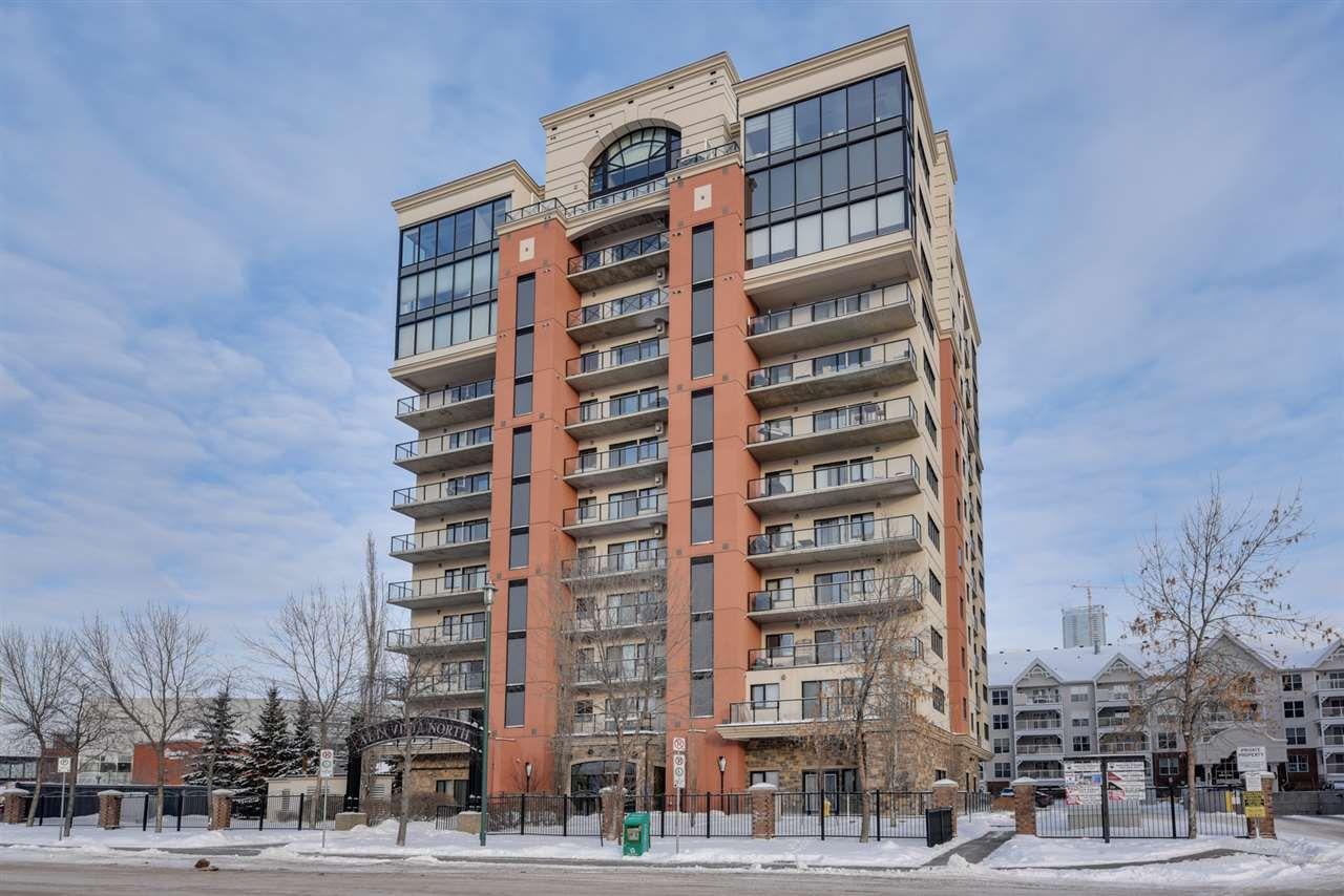 Main Photo: 502 10319 111 Street in Edmonton: Zone 12 Condo for sale : MLS®# E4143390