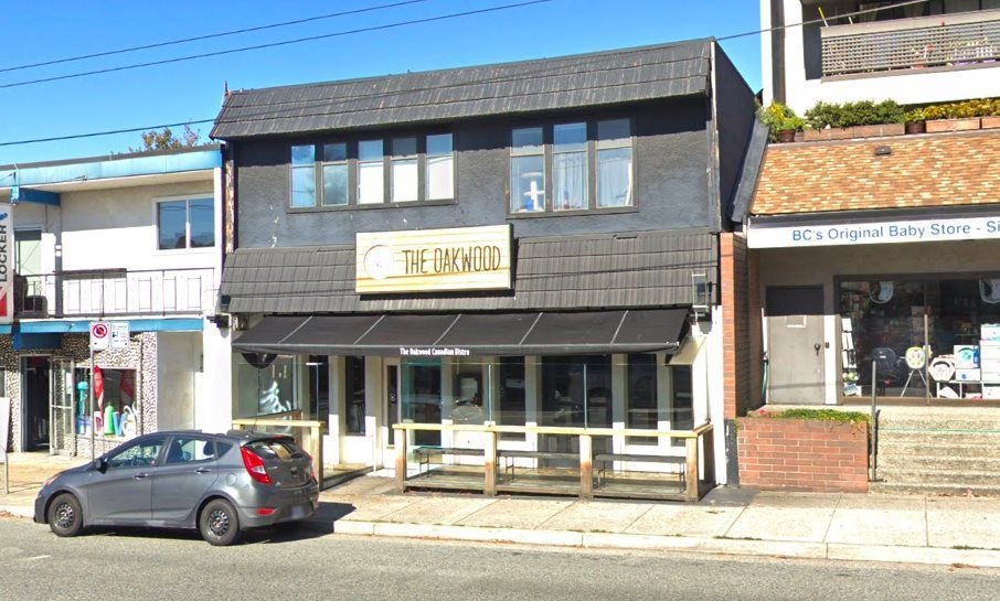 Main Photo: 2741 W 4TH Avenue in Vancouver: Kitsilano Business for sale (Vancouver West)  : MLS®# C8024326