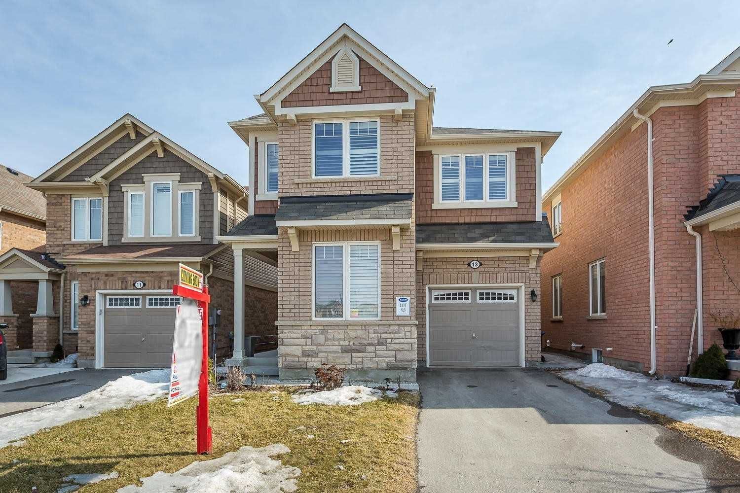 Main Photo: 13 Killick Road in Brampton: Northwest Brampton House (2-Storey) for sale : MLS®# W4390031