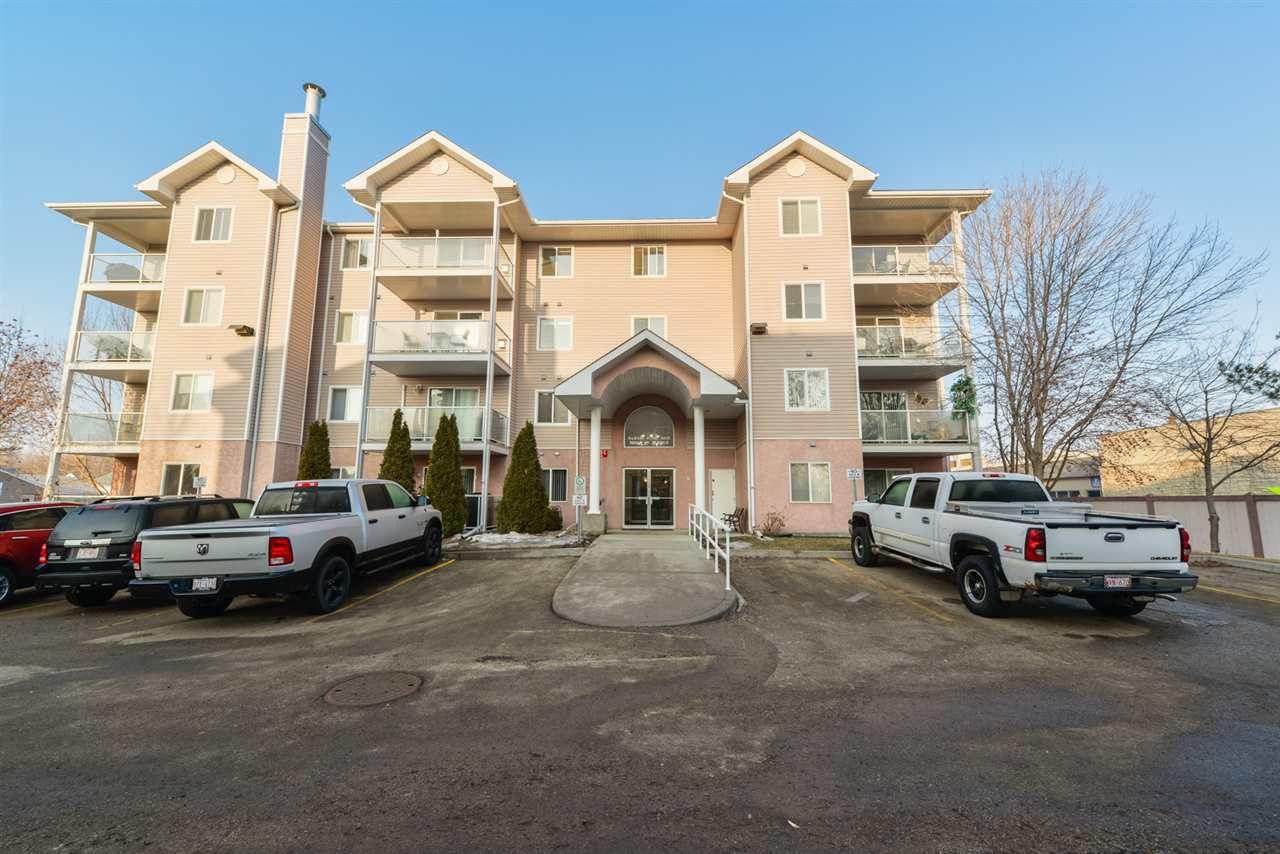 Main Photo: 401 5106 49 Avenue: Leduc Condo for sale : MLS®# E4148765