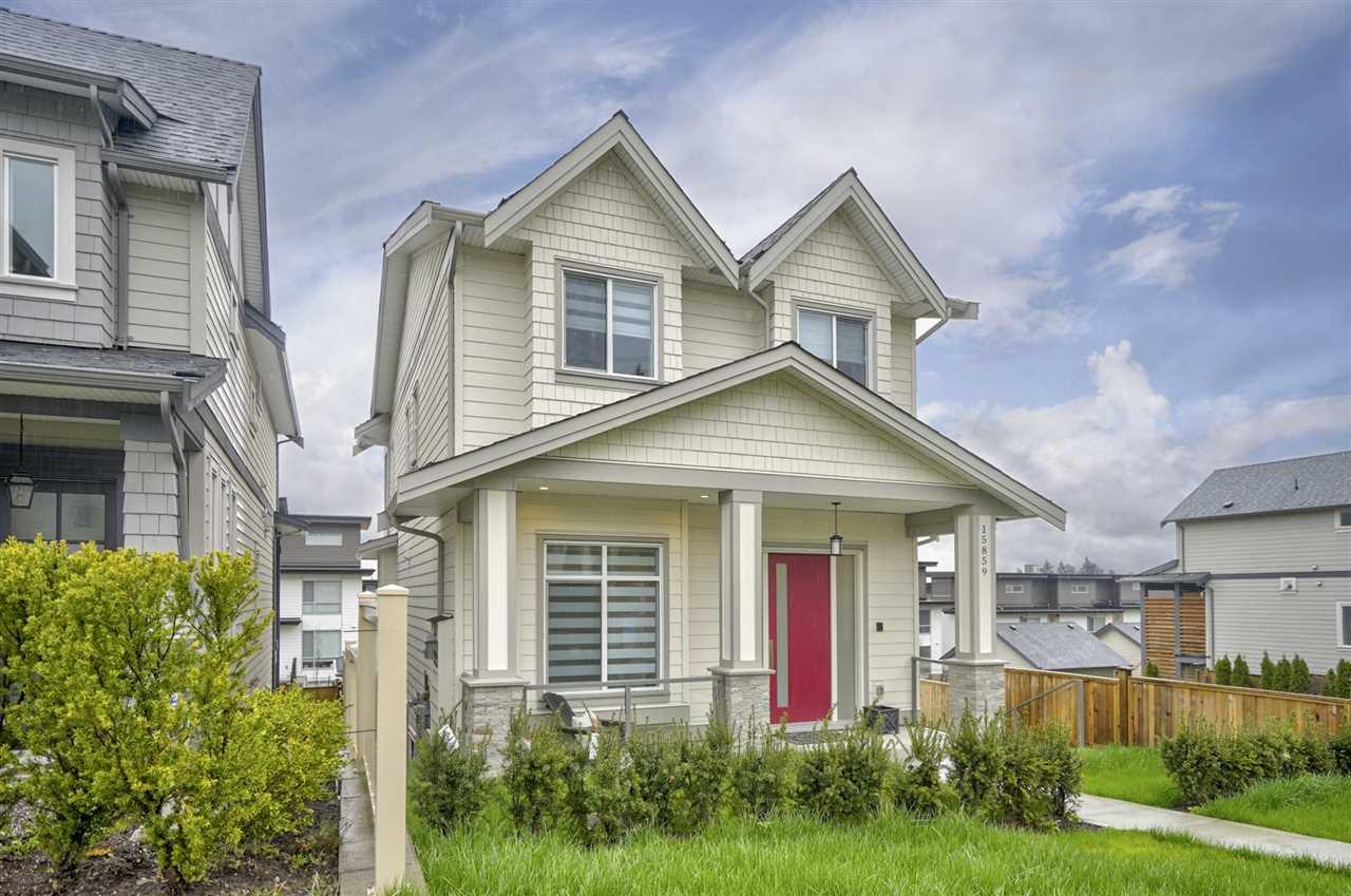 Main Photo: 15859 28 Avenue in Surrey: Grandview Surrey House for sale (South Surrey White Rock)  : MLS®# R2358018