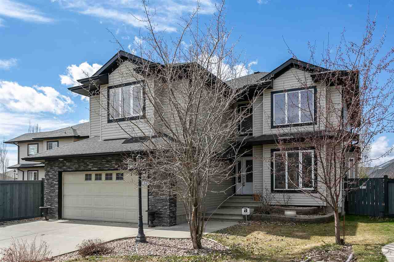 Main Photo: 1835 BOWMAN Point in Edmonton: Zone 55 House for sale : MLS®# E4153587