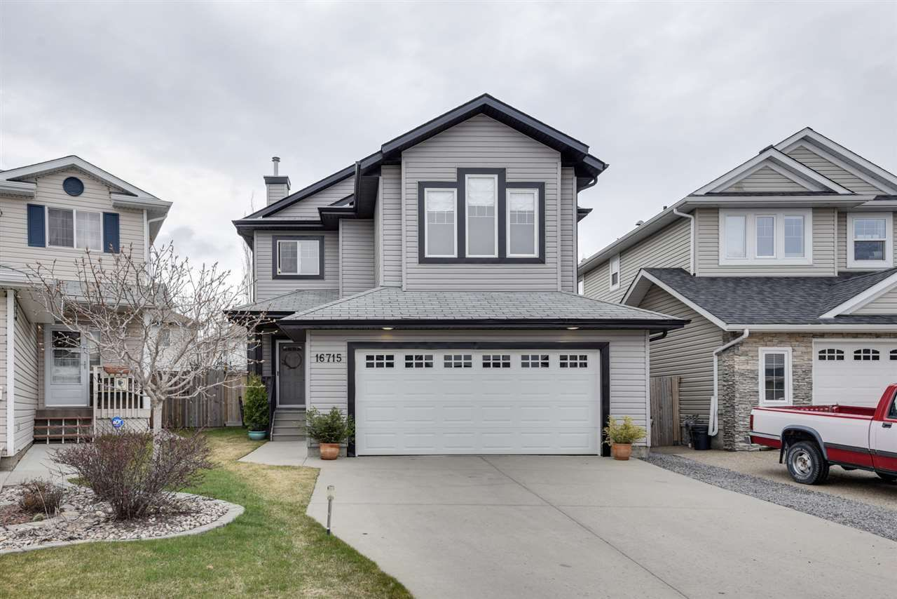 Main Photo: 16715 113 Street in Edmonton: Zone 27 House for sale : MLS®# E4155746