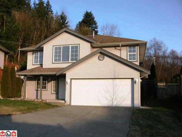 "Main Photo: 8274 HERAR Lane in Mission: Mission BC House for sale in ""Cherry Ridge"" : MLS®# F1103738"