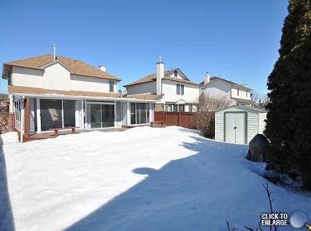 Photo 19: Photos: 6 HARRADENCE CL in Winnipeg: Residential for sale (Whyte Ridge)  : MLS®# 1104846