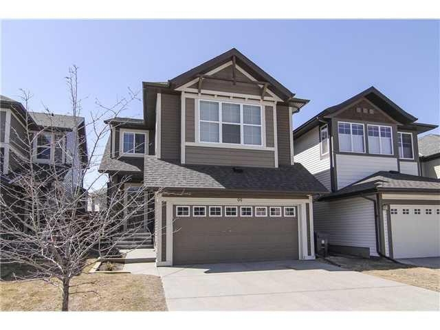 Main Photo: 99 AUBURN GLEN Way SE in CALGARY: Auburn Bay Residential Detached Single Family for sale (Calgary)  : MLS®# C3612400