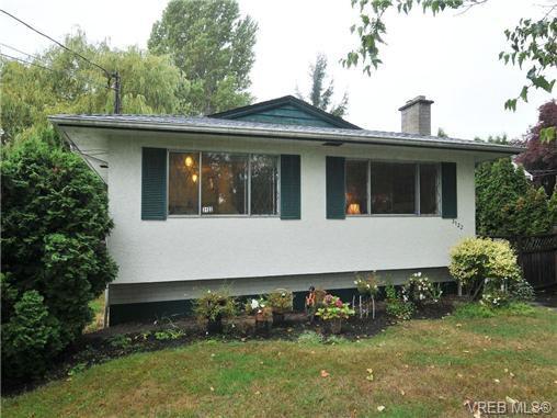 Main Photo: 3122 Doncaster Drive in VICTORIA: Vi Oaklands Single Family Detached for sale (Victoria)  : MLS®# 342924