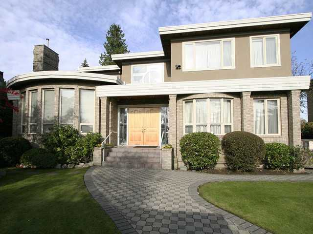 Main Photo: 1221 W 40TH Avenue in Vancouver: Shaughnessy House for sale (Vancouver West)  : MLS®# V1104467