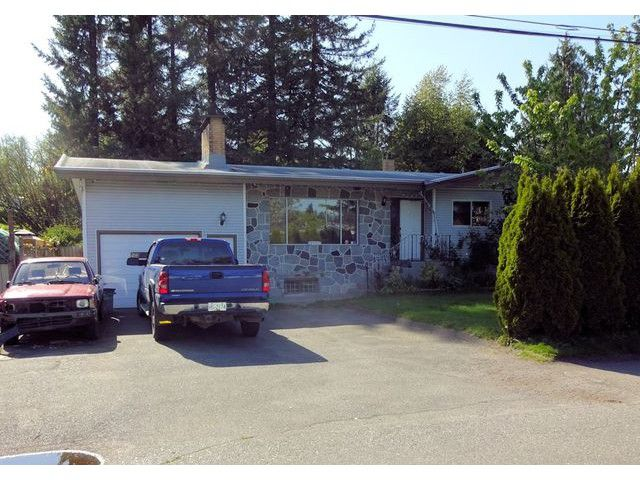 Main Photo: 2771 EVERGREEN Street in Abbotsford: Abbotsford West House for sale : MLS®# F1441148