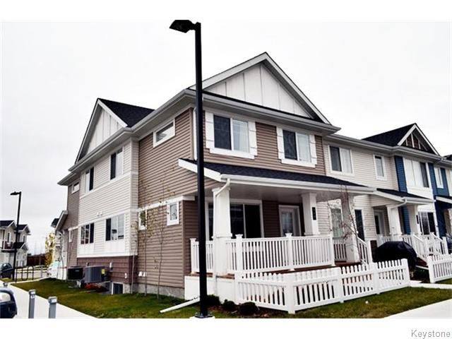 Main Photo: 25 Tim Sale Drive in WINNIPEG: Fort Garry / Whyte Ridge / St Norbert Condominium for sale (South Winnipeg)  : MLS®# 1530118