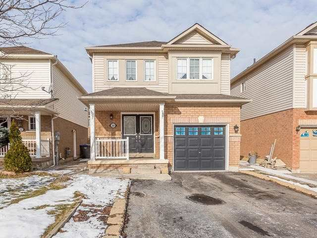 Main Photo: 20 Oakmeadow Drive in Brampton: Fletcher's Meadow House (2-Storey) for sale : MLS®# W3405013