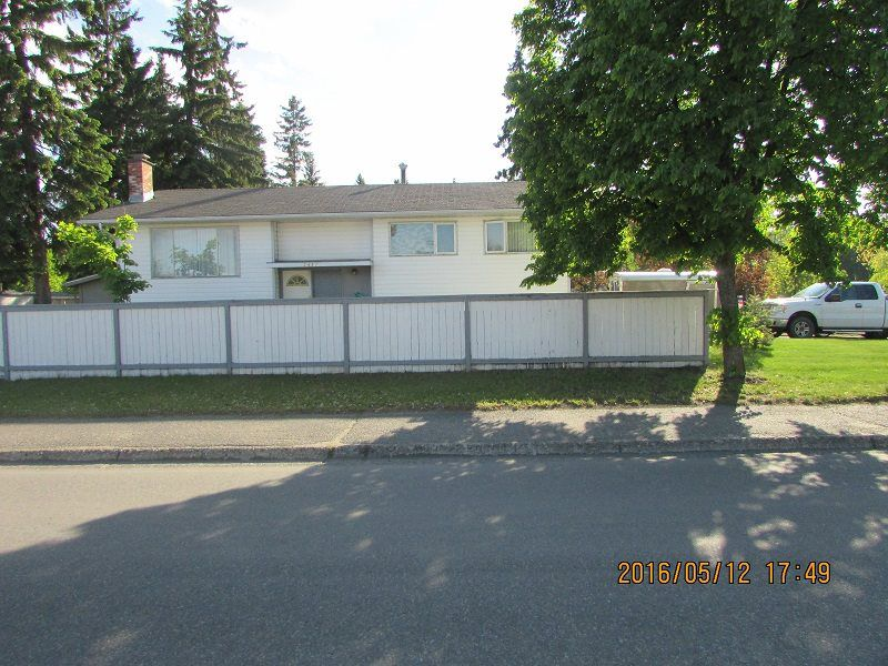 Main Photo: 2497 WESTWOOD Drive in Prince George: Westwood House for sale (PG City West (Zone 71))  : MLS®# R2069033