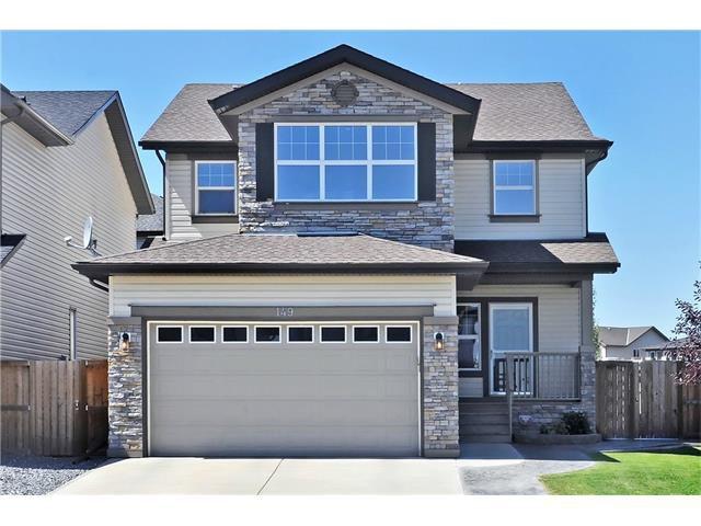 Main Photo: 149 PANAMOUNT Landing NW in Calgary: Panorama Hills House for sale : MLS®# C4075998