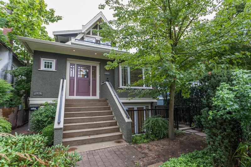 "Main Photo: 3427 W 7TH Avenue in Vancouver: Kitsilano House for sale in ""KITSILANO"" (Vancouver West)  : MLS®# R2109857"