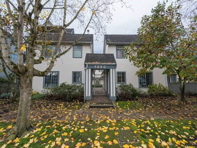 "Main Photo: 5 4890 48 Avenue in Delta: Ladner Elementary Townhouse for sale in ""COURTYARD"" (Ladner)  : MLS®# R2121753"