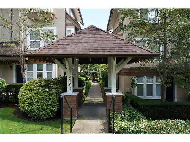Main Photo: 33 7238 18TH AVENUE in : Edmonds BE Townhouse for sale : MLS®# V1133695