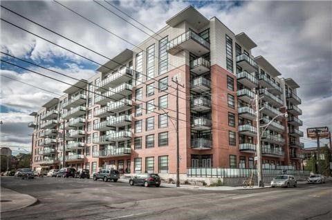 Main Photo: 734 88 Colgate Avenue in Toronto: South Riverdale Condo for lease (Toronto E01)  : MLS®# E3867062