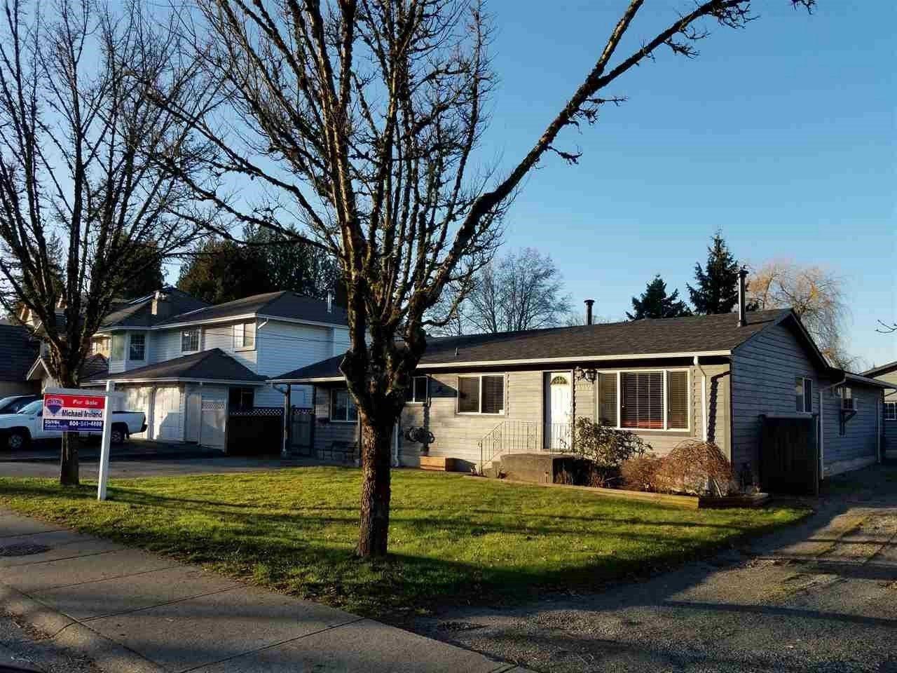 Main Photo: 15757 92 Avenue in Surrey: Fleetwood Tynehead House for sale : MLS®# R2233335
