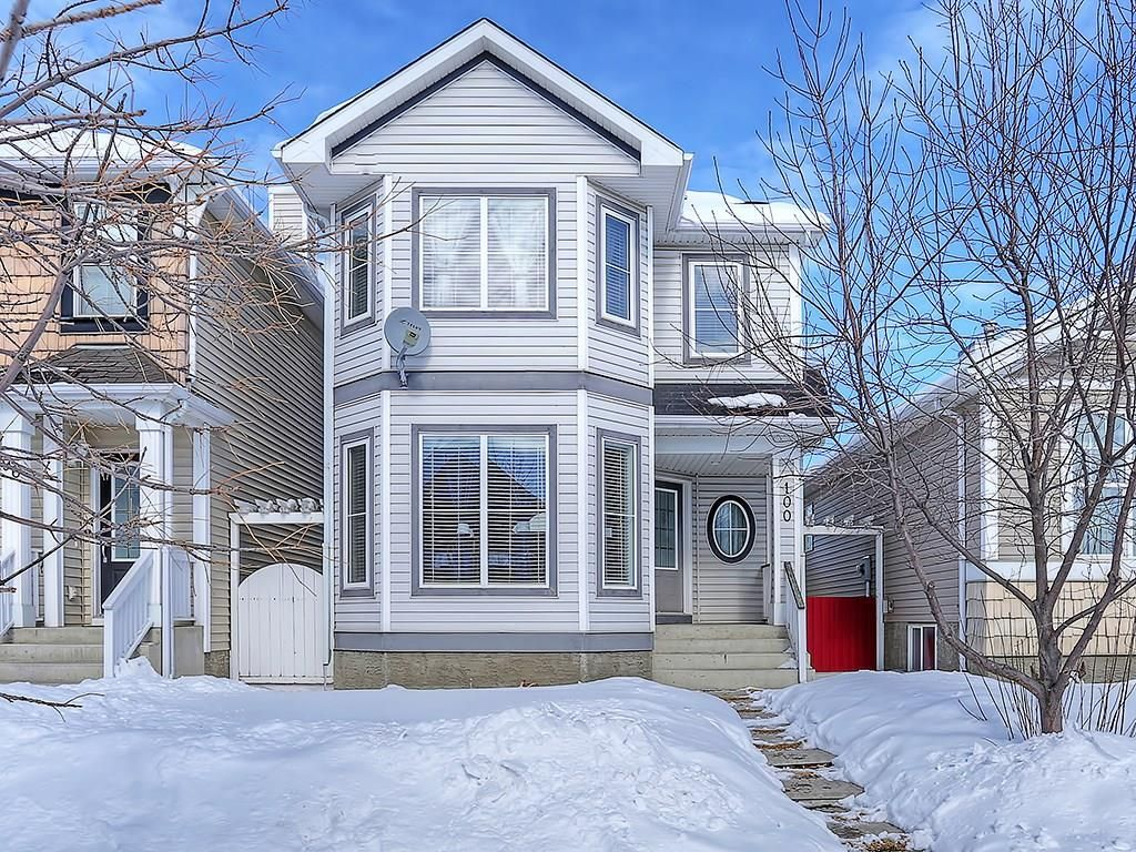 Main Photo: 100 PRESTWICK Avenue SE in Calgary: McKenzie Towne House for sale : MLS®# C4171620