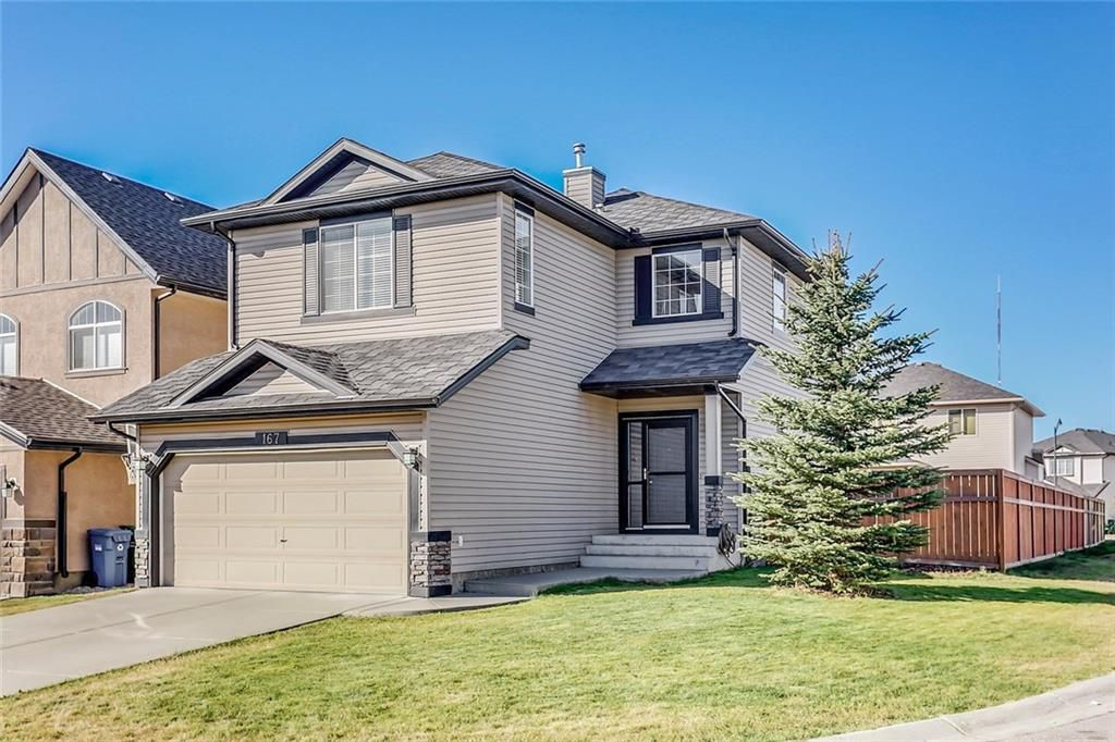 Main Photo: 167 WESTON Manor SW in Calgary: West Springs House for sale : MLS®# C4175449