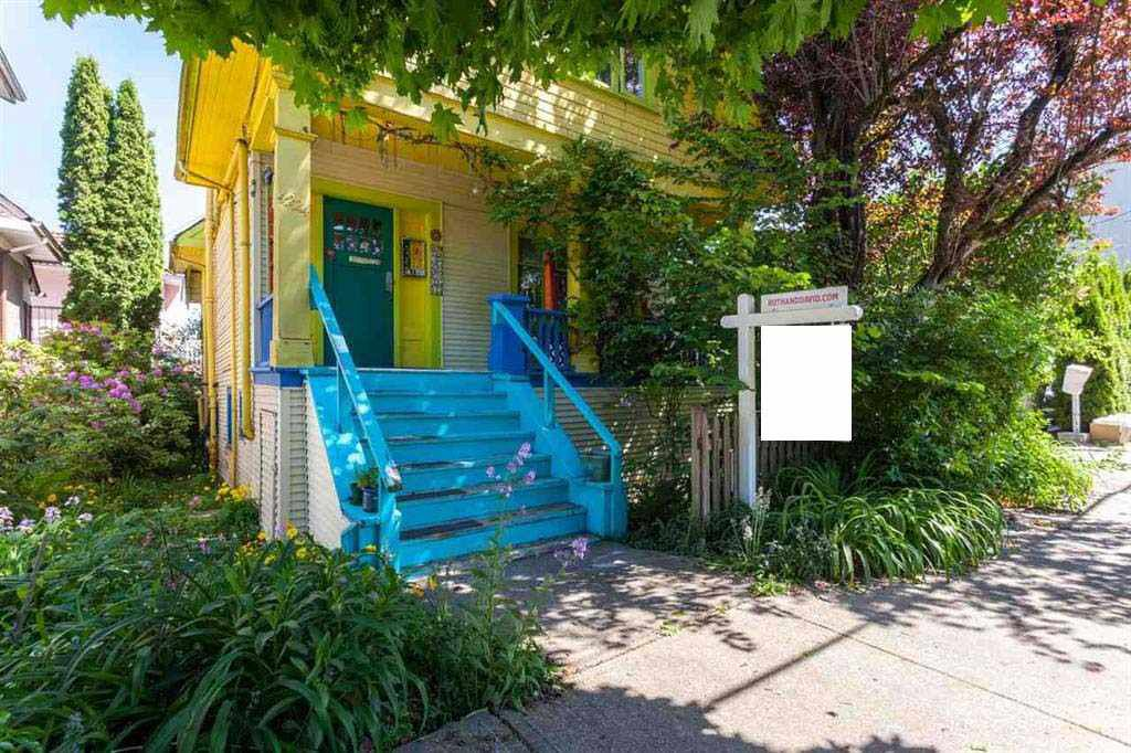 Main Photo: 4224 QUEBEC Street in Vancouver: Main House for sale (Vancouver East)  : MLS®# R2260232