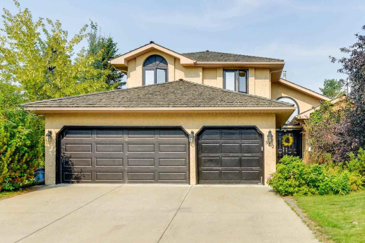 Main Photo: 532 WILKIN Place in Edmonton: Zone 22 House for sale : MLS®# E4124759