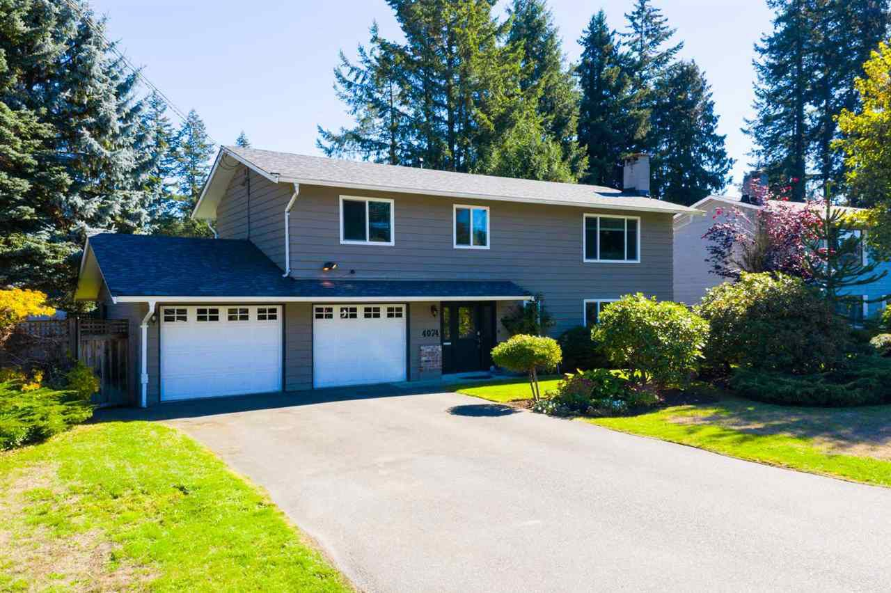 Main Photo: 4074 207A Street in Langley: Brookswood Langley House for sale : MLS®# R2311328