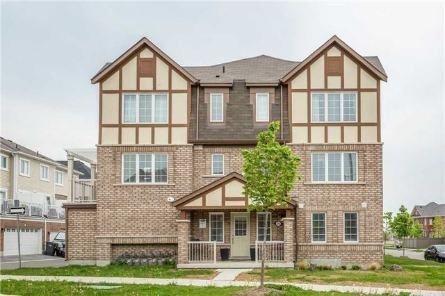 Main Photo: 26 Allium Road in Brampton: Northwest Brampton House (3-Storey) for sale : MLS®# W4289085