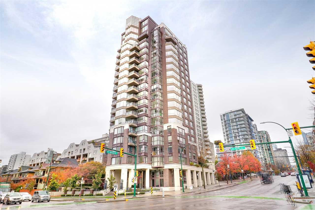Main Photo: 1107 1003 PACIFIC Street in Vancouver: West End VW Condo for sale (Vancouver West)  : MLS®# R2319268