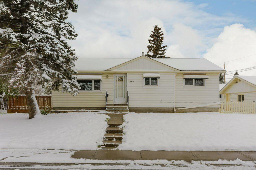 Main Photo: 13404 128 Street in Edmonton: Zone 01 House for sale : MLS®# E4135376