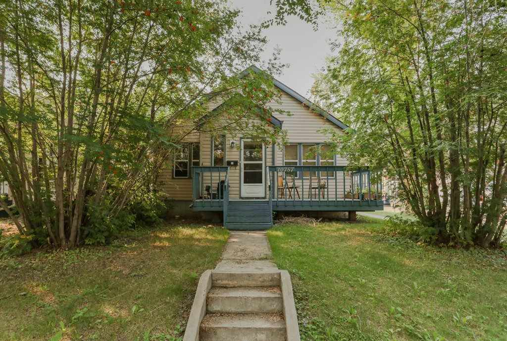 Main Photo: 10757 84 Avenue in Edmonton: Zone 15 House for sale : MLS®# E4136023