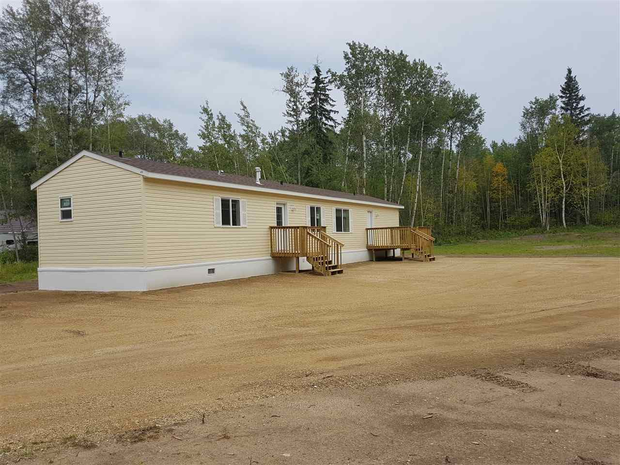 Main Photo: 6 54104 RANGE ROAD 35: Rural Lac Ste. Anne County House for sale : MLS®# E4142547