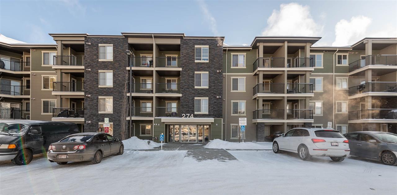 Main Photo: 224 274 MCCONACHIE Drive in Edmonton: Zone 03 Condo for sale : MLS®# E4143630