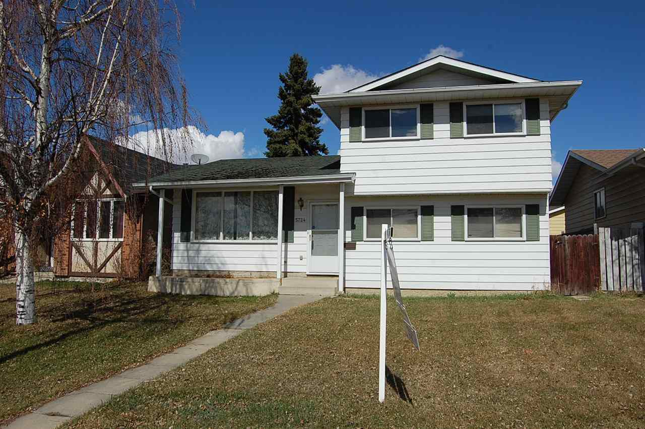 Main Photo: 5724 40 Avenue in Edmonton: Zone 29 House for sale : MLS®# E4149110