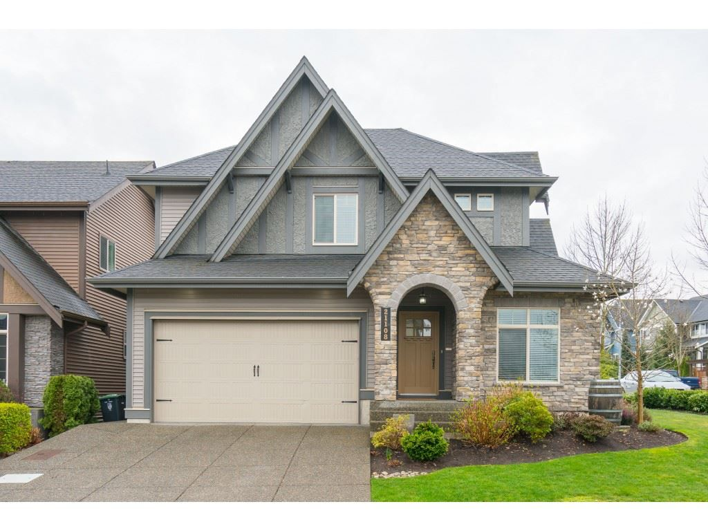 """Main Photo: 21108 79A Avenue in Langley: Willoughby Heights House for sale in """"Yorkson Creek"""" : MLS®# R2353726"""